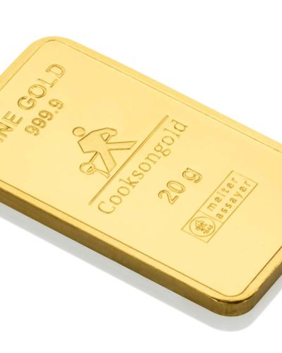 20 GRAM FINE GOLD BAR
