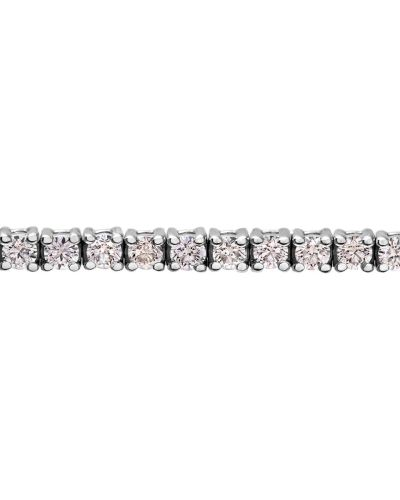 18CT WHITE GOLD 2.00CT DIAMOND TENNIS BRACELET